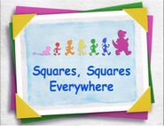 Squares, Squares Everywhere!