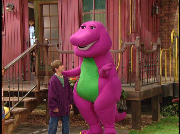 Big as Barney