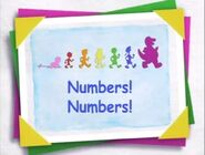 Numbers!Numbers!TitleCard