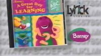 Barney's_A_Great_Day_for_Learning_Promo