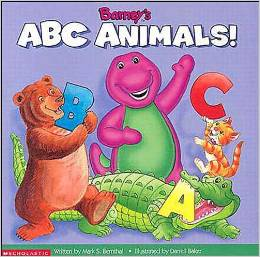 Barney's ABC Animals!