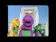A Day in the Park with Barney at Universal Studios Florida - TV Commercial