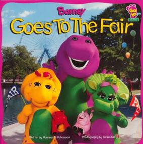 Barney Goes to the Fair - cover.JPG