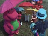 Rainbows Follow the Rain