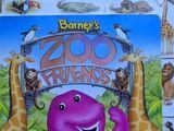 Barney's Zoo Friends