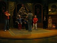 Behind the Scenes - A Very Merry Christmas 1