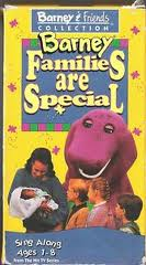 Barney's Families are Special