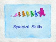 SpecialSkills