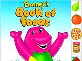 Barney's Book of Foods