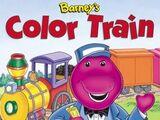 Barney's Color Train