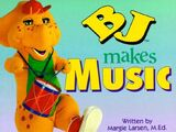 BJ Makes Music