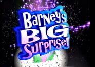 Barney's BIG Surprise!