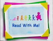 Read With Me!