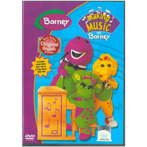 Making Music with Barney
