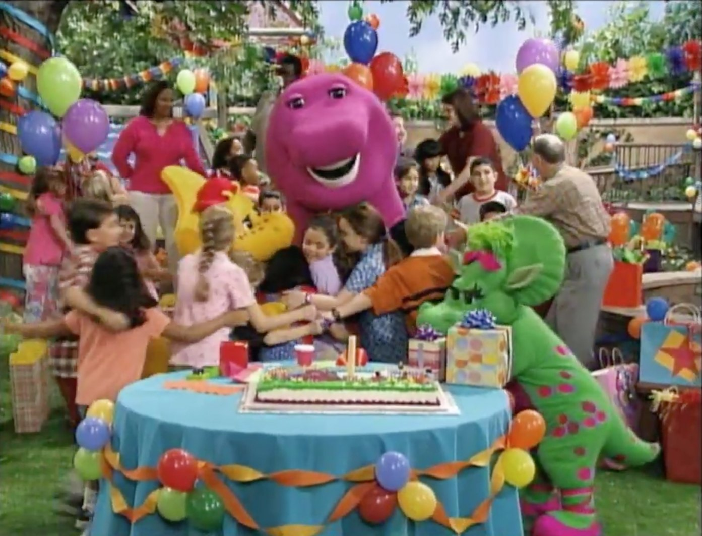 It's Your Birthday, Barney!