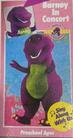 Barney in Concert original 1991