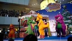 Barney's World of Imagination