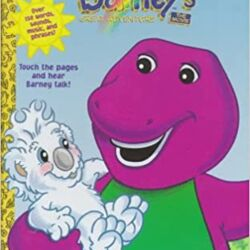 Barney's Great Adventure (Smart Pages book)