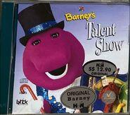Barney'sTalentshow HVN VCD