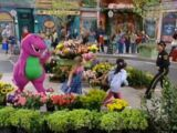 Walk Around the Block with Barney