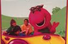 Barney's Ride and Play