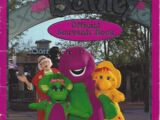 A Day in the Park with Barney Souvenir Book