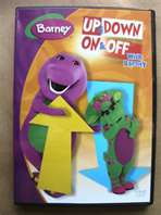 Up & Down On & Off with Barney