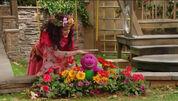 Mother Nature patting Barney.jpg