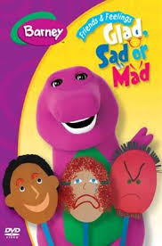 Friends & Feeling: Glad, Sad or Mad