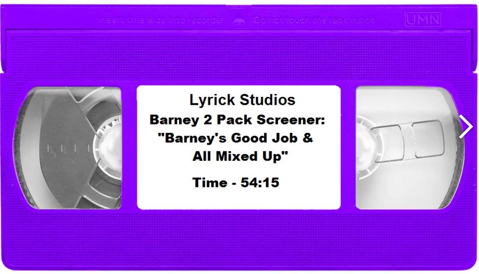 Good Job All Mixed Up Barney Friends Wiki Fandom