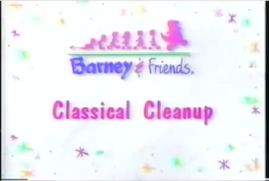 Barney comes to play (Good Job!) (Clip from Classical Cleanup and Audio from Good Job!).jpg