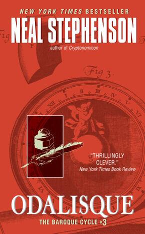 Cover of Odalisque (book) Mass PB 9780060833183.jpg