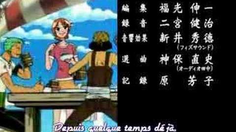 One Piece Ed 2 Run!Run!Run!