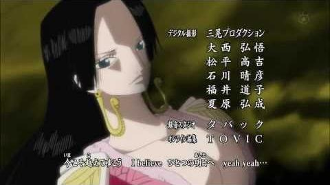 One Piece Opening 11 - Share The World-0