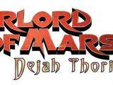 Warlord of Mars: Dejah Thoris