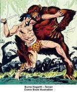 3Tarzan comic book