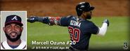 MLB Marcell Ozuna 2021
