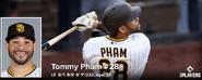 MLB Tommy Pham 2021