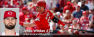 MLB Jesse Winker 2021