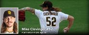 MLB Mike Clevinger 2021