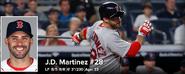 MLB J.D. Martinez 2021