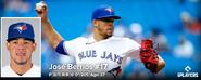 MLB Jose Berrios 2021