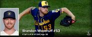MLB Brandon Woodruff 2021