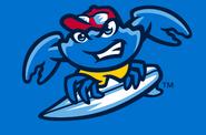 Jersey Shore BlueClaws logo