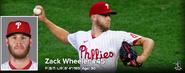 MLB Zack Wheeler 2021