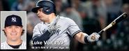 MLB Luke Voit 2021