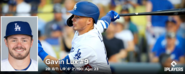 MLB Gavin Lux 2021