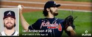 MLB Ian Anderson 2021
