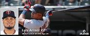 MLB Luis Arraez 2021