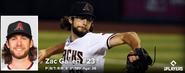 MLB Zac Gallen 2021